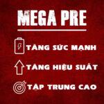 Mega Pre Red 3