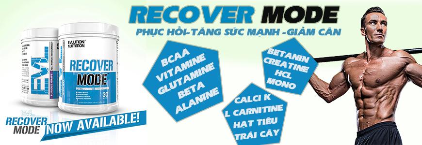 EVL Recover mode