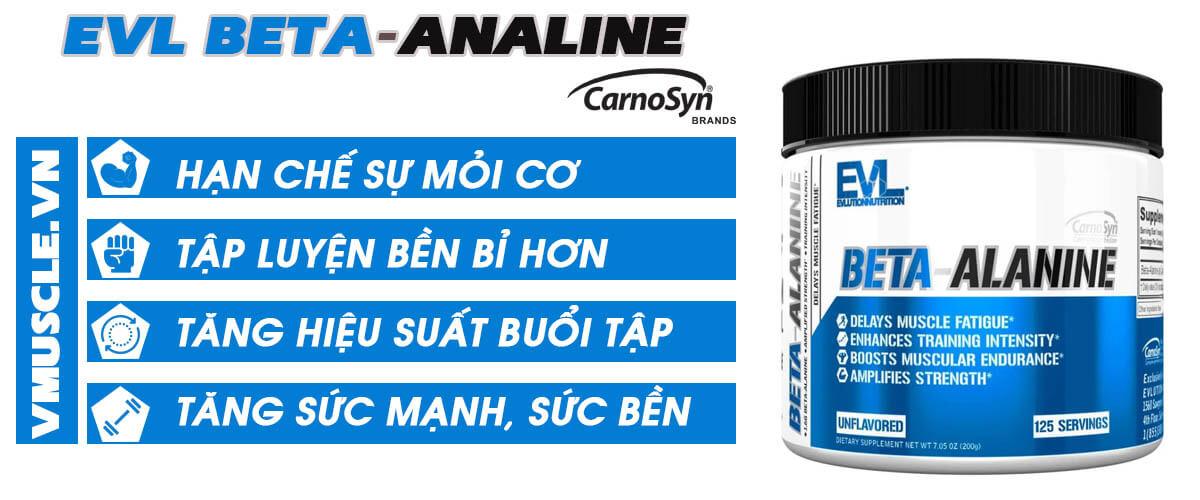 EVL Beta-alanine