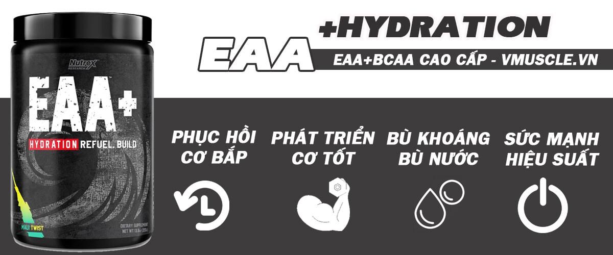Nutrex EAA + Hydration
