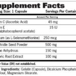 GAT Sport Liver Cleanse fact